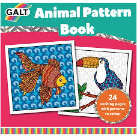 Animal Pattern Book *