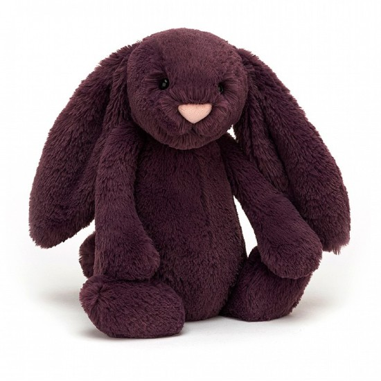 Bashful Plum Bunny Medium