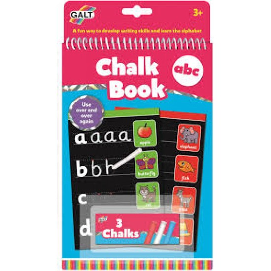Chalk Book ABC *