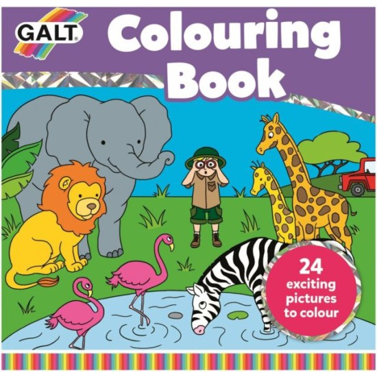 Colouring Book*