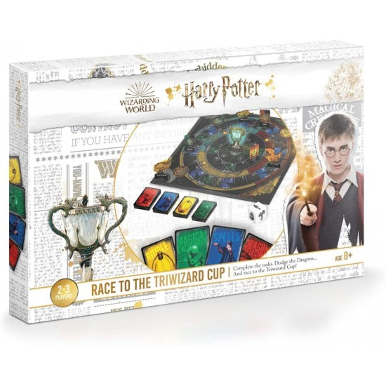 Harry Potter Race of the Triwizard Cup