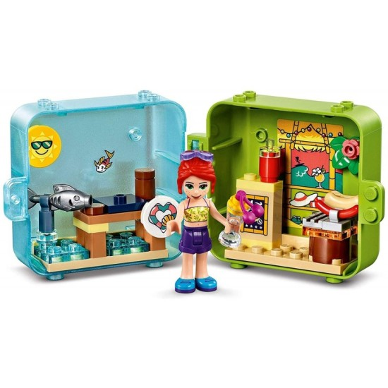 41413 Mia's Summer Play Cube Set