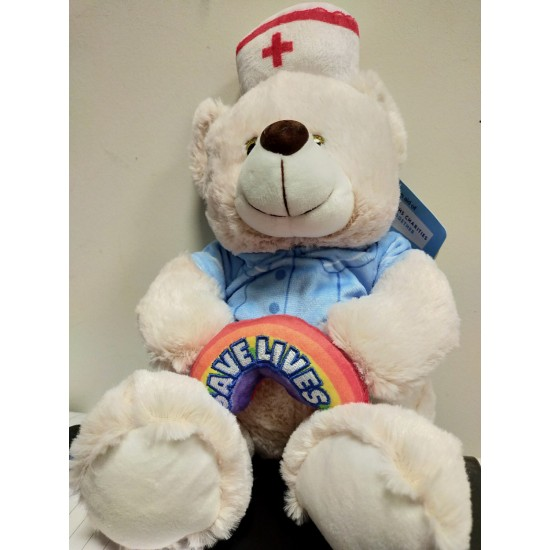 NHS Paws Teddy (donation to NHS Inc)