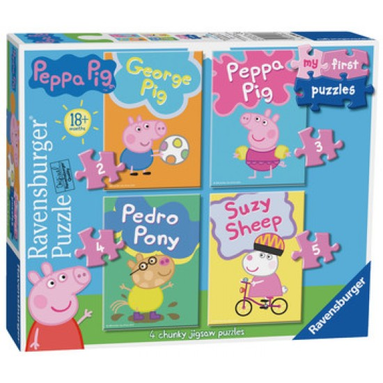 Peppa Pig My First