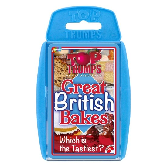 T/TRIMP GREAT BRITISH BAKES