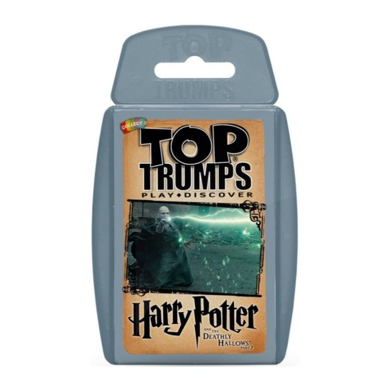 T/TRUMP DEATHLY HALLOWS PART 11