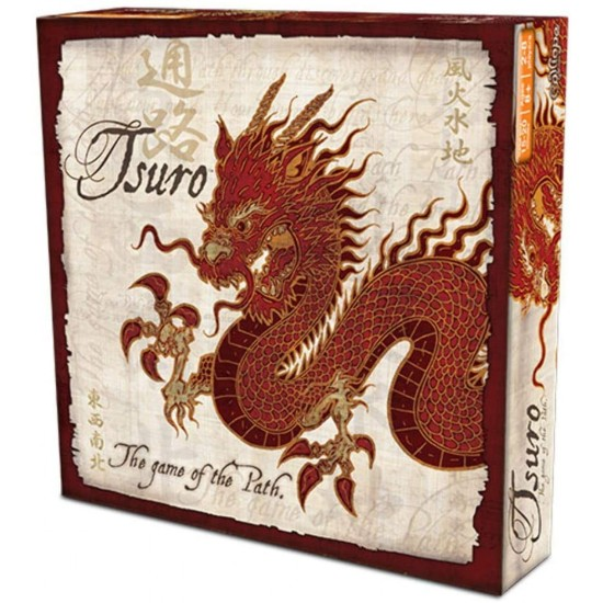 Tsuro -The Game of Path
