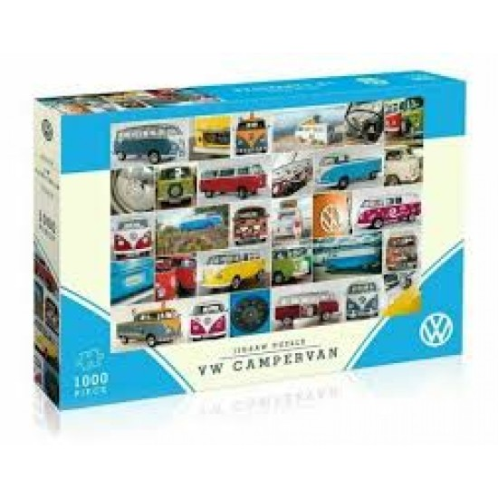 VW Campervan 1000Pc