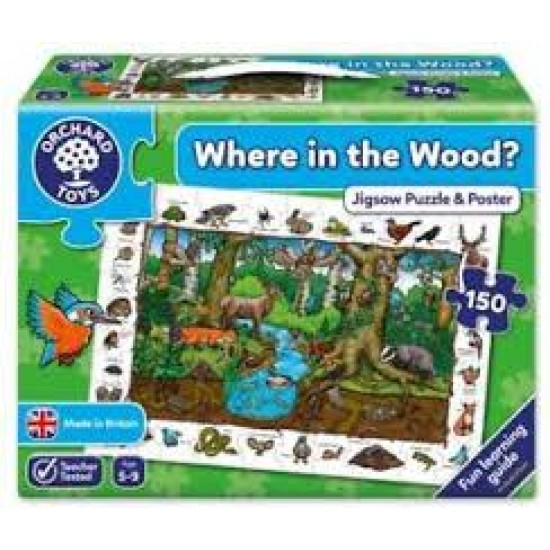 Where  in the Wood